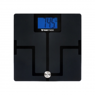 Flow Fitness Bluetooth Body Analyser Scale BS50