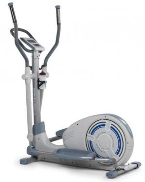 Flow Fitness crosstrainer CT1200 sidewalk gebruikt