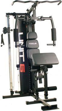 Focus Fitness Homegym Unit 6 gebruikt