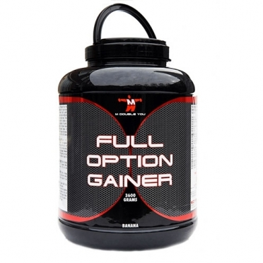 M Double You Full Option Gainer 3600 gram