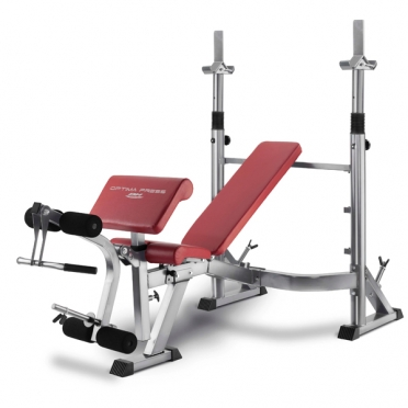 BH Fitness halterbank Optima Press