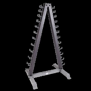 Body-Solid Vertical dumbbell rek 12 paar