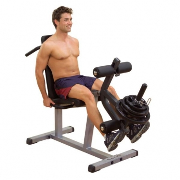 Body Solid Leg Extension / Leg Curl Machine GLCE365