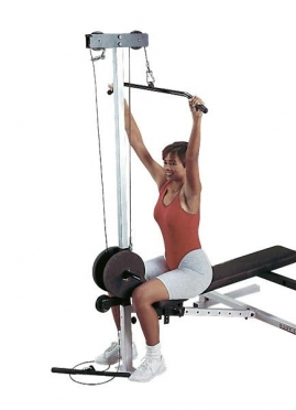 Body Solid Lat Row Attachement GLRA81