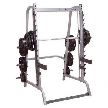 Body Solid Smith Machine GS348Q Series 7