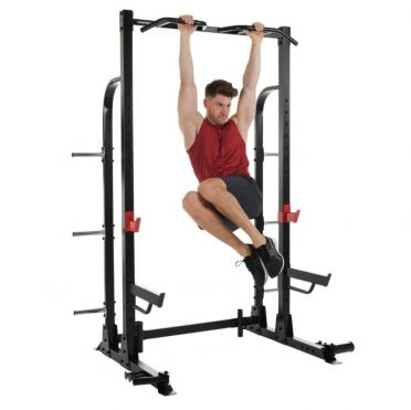 Hammer Fitness Training Station Barbell Rack Core 4.0