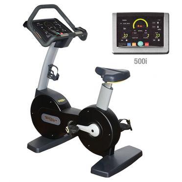 Technogym hometrainer Bike Excite+ 500i zwart gebruikt