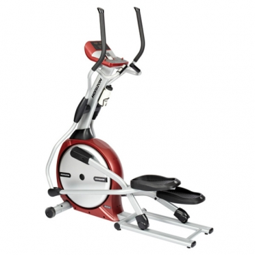 Horizon Elliptical Trainer Diamante Rojo E5