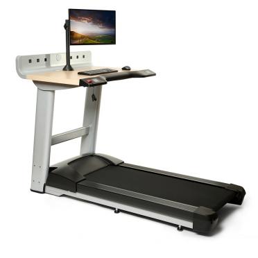 Life Fitness Inmovement Bureau Loopband
