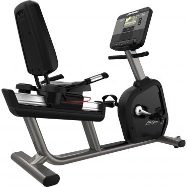 Life Fitness Integrity Series professionele ligfiets DX