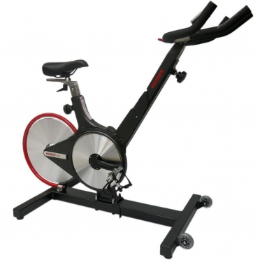 Keiser spinningbike M3 Black Indoor cycle