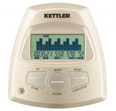 Console voor een Kettler hometrainer Paso 307