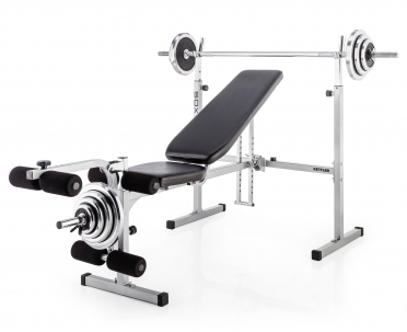 Kettler Axos Weight Bench halterstation