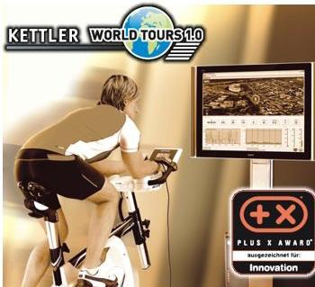 Kettler World Tours 1.0 upgrade