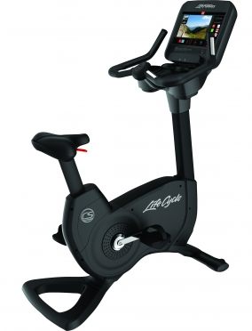 LifeFitness hometrainer Platinum Club Series Discover SE3 Black Onyx