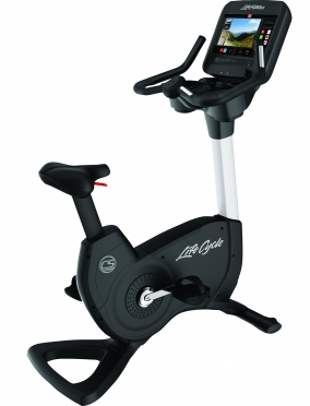 LifeFitness hometrainer Platinum Club Series Discover SE3 Diamond White