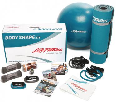 Life Fitness BodyShape KIT