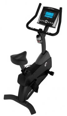 Life Fitness hometrainer Lifecycle C1 advanced gebruikt
