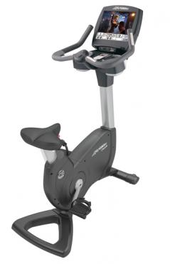 "Life Fitness hometrainer Platinum Club Series Cycle Engage 15"" PCSC Gebruikt"