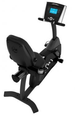 Life Fitness ligfiets recumbent Cycle R3 basic Gebruikt
