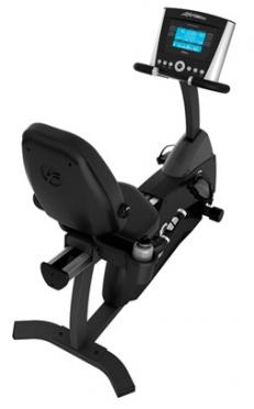 Life Fitness ligfiets recumbent Cycle R3 advanced Gebruikt