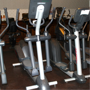 Demo- en gebruikte Life Fitness crosstrainers! Grote partij met hoge kortingen!