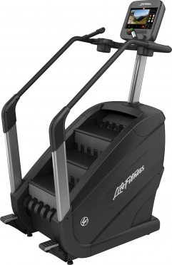 Life Fitness Elevation PowerMill Climber Discover SE3