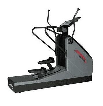 Life Fitness crosstrainer 9500HR Classic Front Driven gebruikt