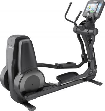 LifeFitness crosstrainer Platinum Club Series Discover SE Black Onyx