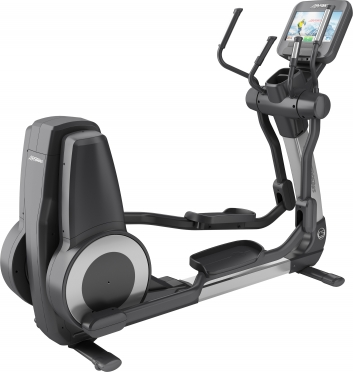 LifeFitness crosstrainer Platinum Club Series Discover SE WIFI PCSXE demo