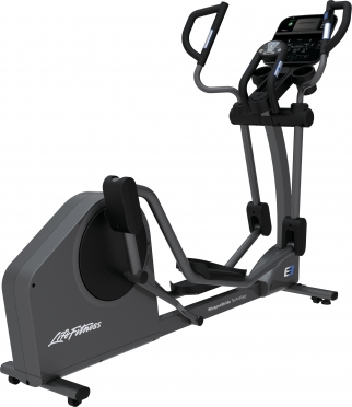 Life Fitness crosstrainer E3 Track Connect