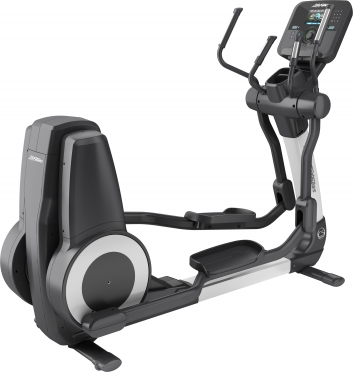 Life Fitness crosstrainer Platinum Club Series Explore Diamond White