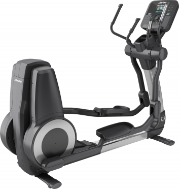 Life Fitness crosstrainer Platinum Club Series Explore Arctic Silver