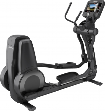 Life Fitness crosstrainer Platinum Club Series Discover SE3 Black Onyx