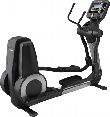 Life Fitness crosstrainer Platinum Club Series Discover SE3 Arctic Silver