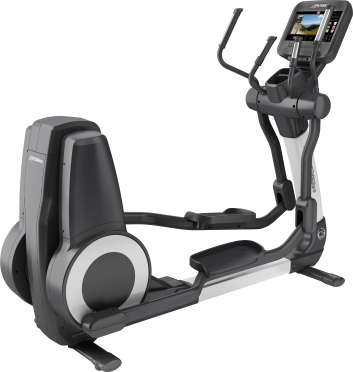 Life Fitness crosstrainer Platinum Club Series Discover SE3 Diamond White