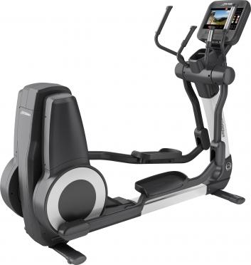 Life Fitness crosstrainer Platinum Club Series Discover SE3 Diamond White