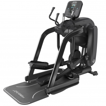 Life Fitness Platinum Club Series Flexstrider Explore Black Onyx