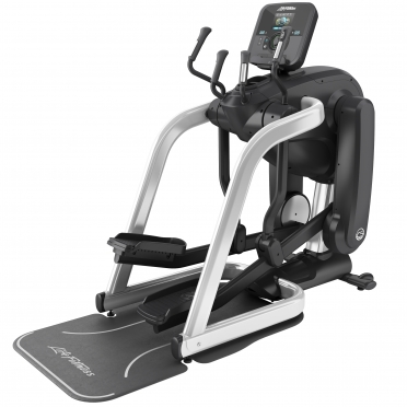Life Fitness Platinum Club Series Flexstrider Explore Diamond White