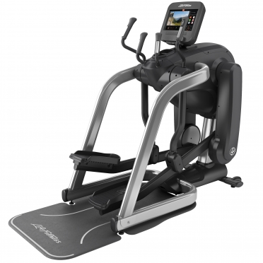 Life Fitness Platinum Club Series Flexstrider Discover SE3 Arctic Silver