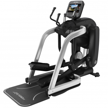 Life Fitness Platinum Club Series Flexstrider Discover SE3 Diamond White