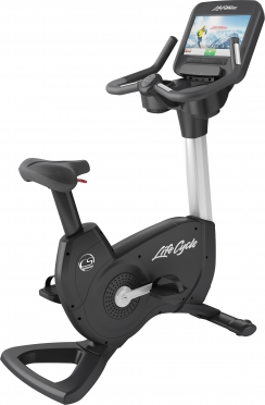 LifeFitness hometrainer Platinum Club Series Discover SE Diamond White