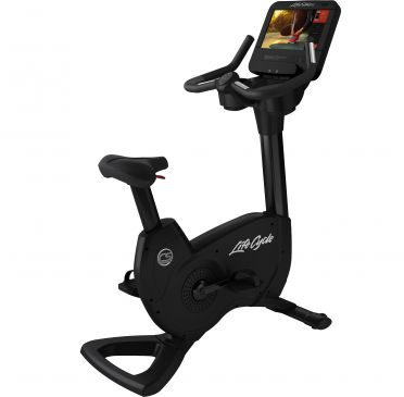 Life Fitness hometrainer Platinum Club Series Discover SE3-HD Black Onyx