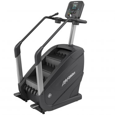 Life Fitness Elevation PowerMill Climber Explore WIFI