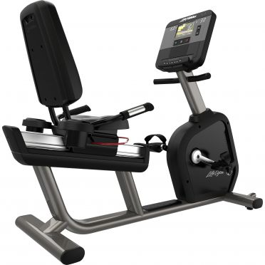 Life Fitness ligfiets Recumbent LifeCycle Club Series +