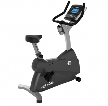 Life Fitness hometrainer C1 Go showroom
