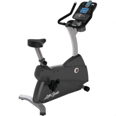 Life Fitness hometrainer C3 Track+ showroom