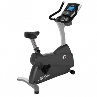 Life Fitness hometrainer C3 Go demo