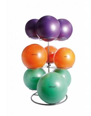 Lifemaxx Gymball Rack voor 9 gymballs LMX 1105