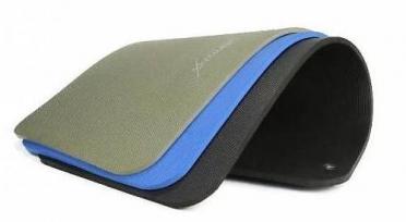 Lifemaxx Aerobic mat 180cm blauw LMX1221